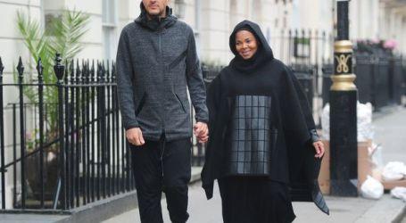 Janet Jackson Hamil, Tampil Pakai Busana Muslimah