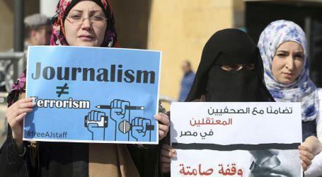 Tiga Wartawan Ditahan di Mesir Setelah Wawancara Vox Pop