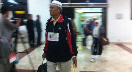 Sejumlah 49 Jamaah Haji WNI Berpaspor Filipina Tiba di Tanah Air
