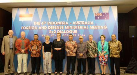 Indonesia- Australia Sepakat perkuat Kerja Sama Kontra Terorisme