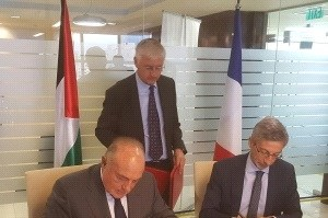 Prancis Bantu Palestina 8 Juta Euro Untuk Pembangunan Ekonomi