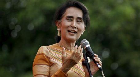 Jama'ah Muslimin (Hizbullah) Desak Nobel Perdamaian Suu Kyi Dicabut