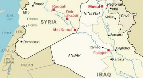 Serangan Udara AS Bunuh Pemimpin ISIS Fallujah Irak