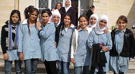 Siswi Palestina Serukan Inggris Minta Maaf atas Deklarasi Balfour