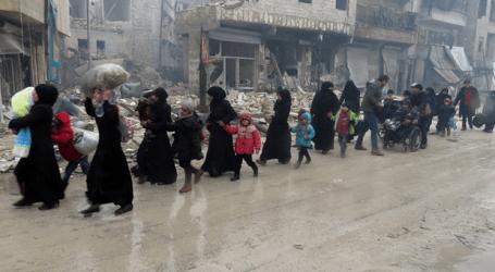Penduduk Aleppo Timur: 'Kenangan Kami Sudah Dikubur di Sana'