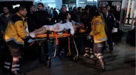Ledakan Bom Guncang Istambul, Puluhan Polisi Tewas