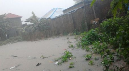Ribuan Rumah Terendam Banjir di Bima