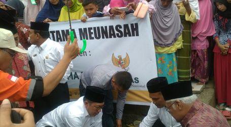 Kemenag Gandeng Baznas Bantu Korban Gempa Aceh