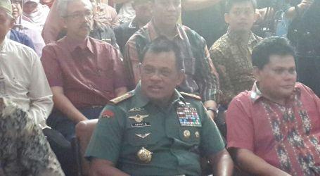 Panglima TNI Ingatkan Masyarakat Indonesia Ancaman Asing