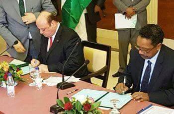 Sudan-Palestina Sepakati Kerjasama Bidang Peradilan