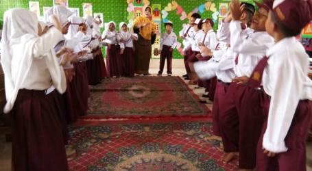 Pelajaran Bahasa Arab, Bermain Dan Bernyanyi Digemari Siswa