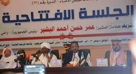 Presiden Sudan Resmikan Pembukaan Majelis Umana' Ke-23