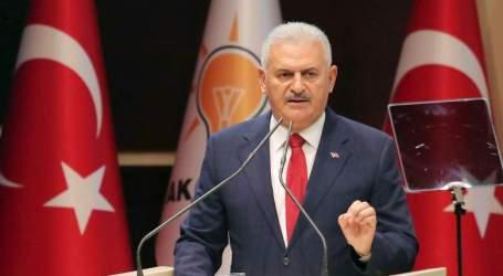PM Turki Serukan Persatuan Umat Bela Yerusalem