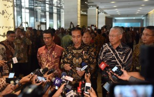 Djokowi : Penghentian Sementara Kerjasama Militer Karena Masalah Prinsip