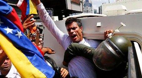 Venezuela-AS Kembali Tegang