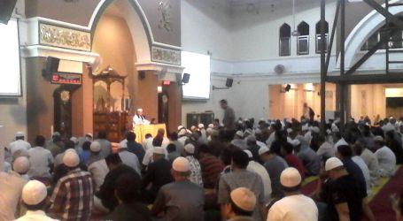 KH Al-Khaththat: Umat Islam Bersatu Karena Allah