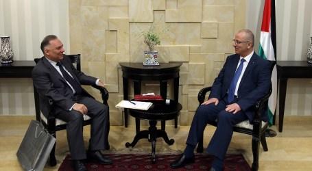 Palestina-Turki Bahas Tingkatkan Kerja Sama