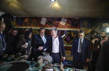 Museum Warisan Budaya Palestina Dibuka di Gaza