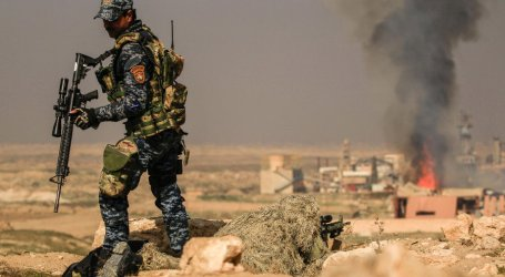 Perlawanan ISIS di Mosul Barat Dilaporkan Melemah