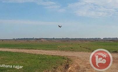 Pasukan Israel Tembaki dan Semprot Lahan Pertanian di Gaza