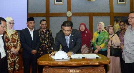 Komisi X DPR RI Setujui RUU Sisbuk