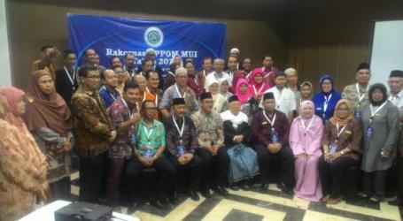 LPPOM-MUI Selenggarakan Rakornas di Bogor