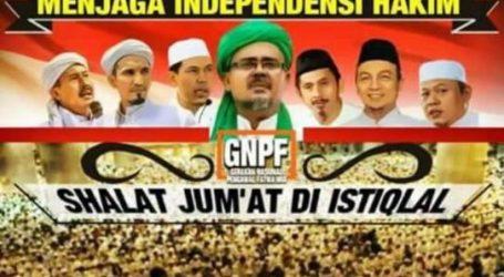 GNPF MUI Akan Gelar Aksi Damai Usai Shalat Jumat di Istiqlal
