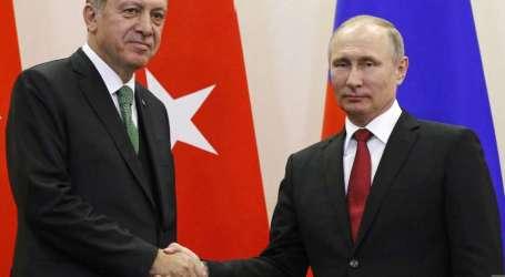 Perundingan Astana Setujui Zona De-eskalasi di Suriah