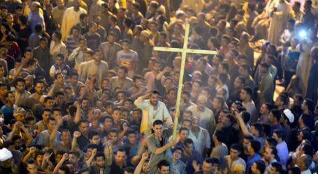 ISIS Klaim Tanggung Jawab Penembakan Bus Kristen Mesir