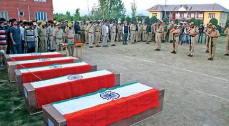 Militan Kashmir Serang Mobil Bank, Bunuh Tujuh Petugas