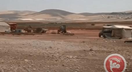 Israel Hancurkan Jaringan Pipa Air di Lembah Yordan