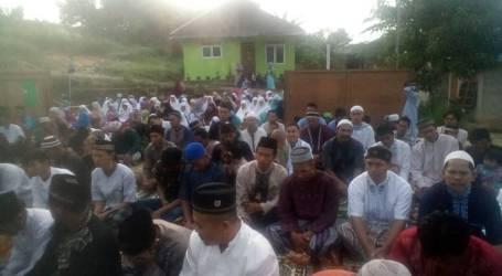 Khatib Id Batam: Muslimin Hendaknya Satukan Shaf