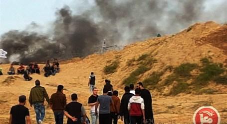 Tentara Israel Tembak dan Lukai Warga Palestina di Gaza