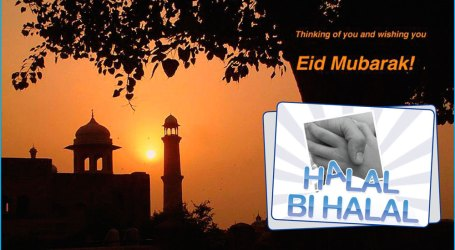 Memaknai Tradisi Halal bi Halal Bulan Syawwal
