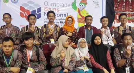 Prestasi Siswa Madrasah di OSN 2017 Meningkat