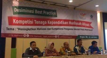 Kemenag Susun Best Practise Kepengawasan Madrasah