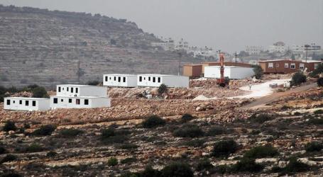 Israel Hentikan Pembangunan Rumah Warga Palestina di Hebron