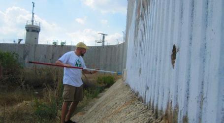 Israel Bangun Tembok Pembatas Gaza Sepanjang 65 KM