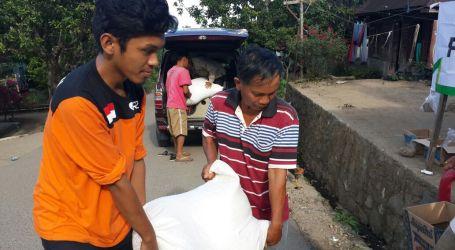 Rumah Zakat Salurkan Bantuan Gempa Padang Sidempuan