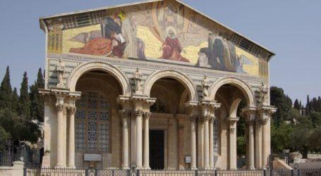 Yordania Diminta Hentikan Penjualan Tanah Gereja di Yerusalem ke Israel