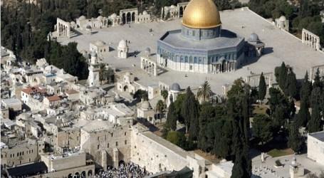 Israel Tutup Masjid Al-Aqsa, MAPIM Tuntut Dunia Bertindak