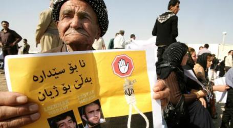 Kasus Pembunuhan, Iran Eksekusi Mati Terpidana di Bawah Umur