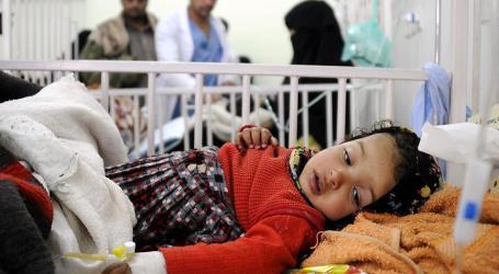 Kematian Karena Kolera Meningkat di Daerah Pemberontak Yaman