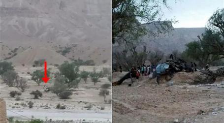 Helikopter UEA Jatuh di Yaman, Empat Tentara Tewas