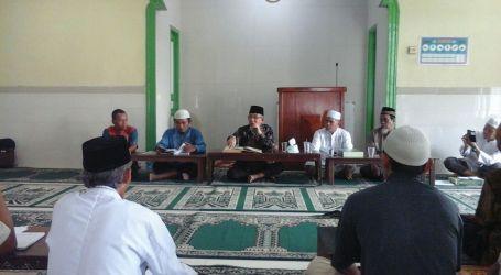 Jama'ah Muslimin (Hizbullah) Jakarta Barat Adakan Diklat Jama'ah Imamah