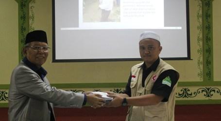 Majelis Taklim An-Nizam Salurkan Bantuan ke MER-C untuk Rohingya
