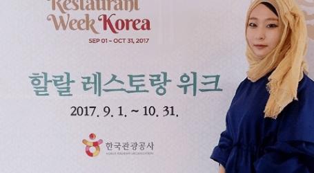 Korea Selatan Galakan Makanan Halal untuk Dongkrak Wisatawan