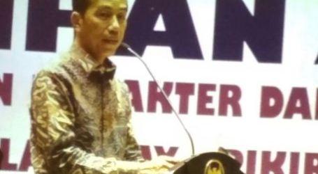 Jokowi Hadiri Penutupan Pelatihan Guru PAUD SE- DKI Jakarta di JIC