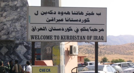 Turki Serahkan Kontrol Perbatasan Habur ke Baghdad