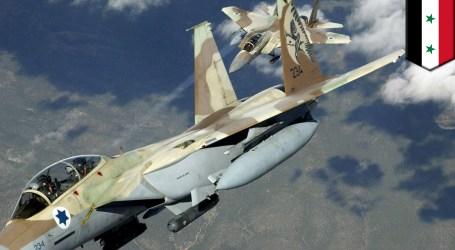 Israel Telah Lancarkan Lebih 200 Serangan Udara Terhadap Iran di Suriah